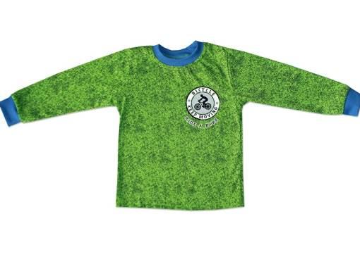 Tričko BIKE-veľ.164