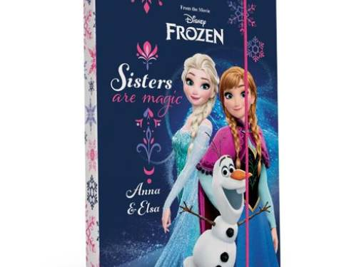 Box A4 Frozen