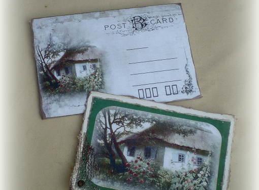 Pohľadnica s obálkou