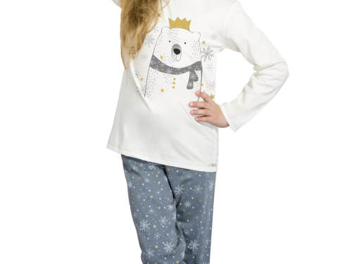 Dievčenské pyžamo TARO - veľ.140