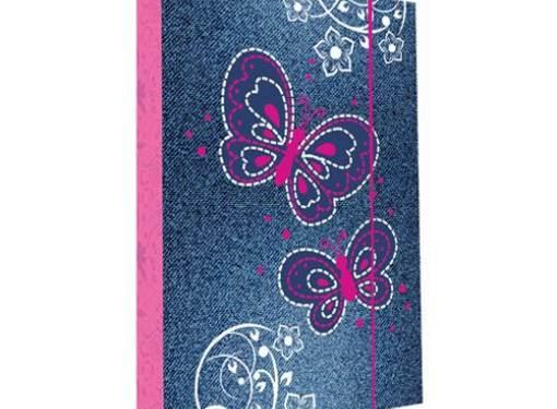 Box A4 Motýľ