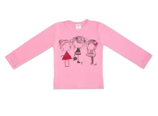 Tričko 3 girls- veľ.116
