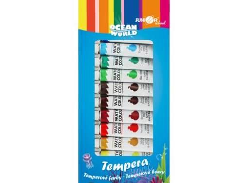 Tepmerové farby 12 ks