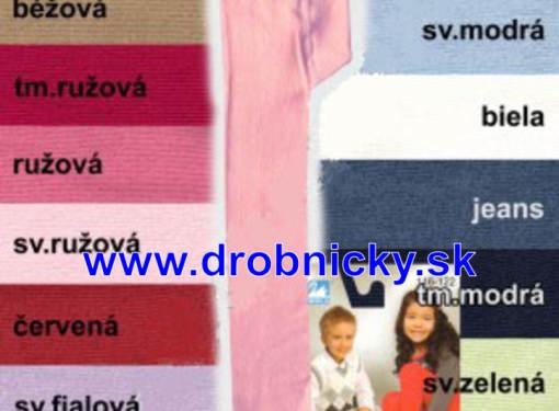 Pančuchy WOLA veľ.140/146