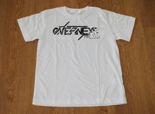 Tričko biele veľ.134