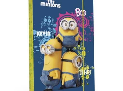 Box A4 Minions