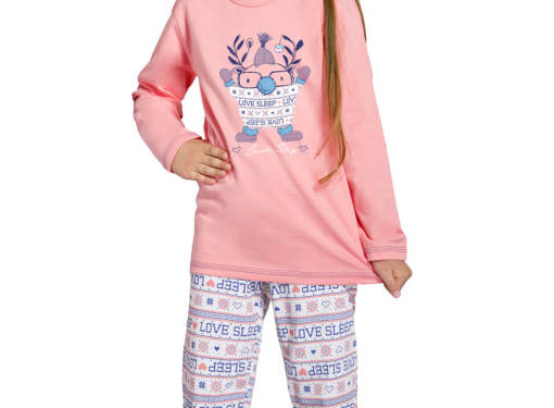 Dievčenské pyžamo ELZA - veľ.134