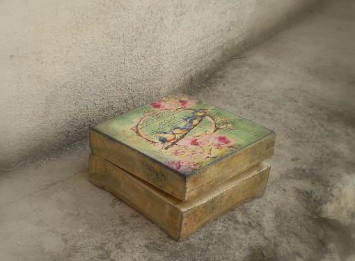 Krabička s mydlom