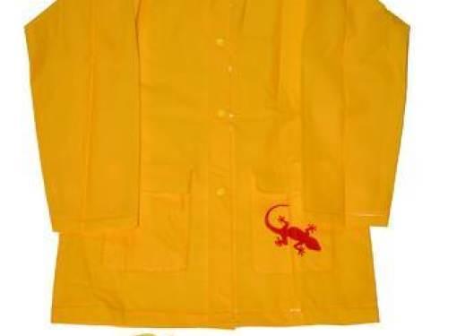 Prsiplášť žltý