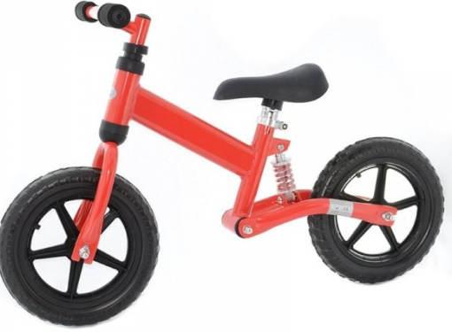Odrážadlo bicykel červené