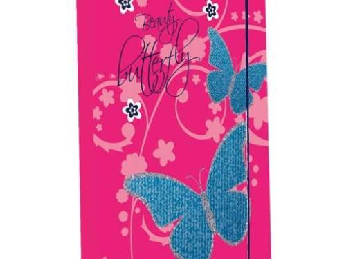 Box A4 Motýľ 2