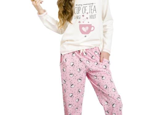 Dievčenské pyžamo TARO - veľ.128