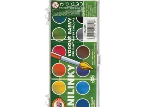 Anilínové vodové farby
