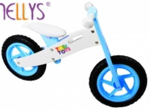 Odrážadlo bicykel TOBI modré