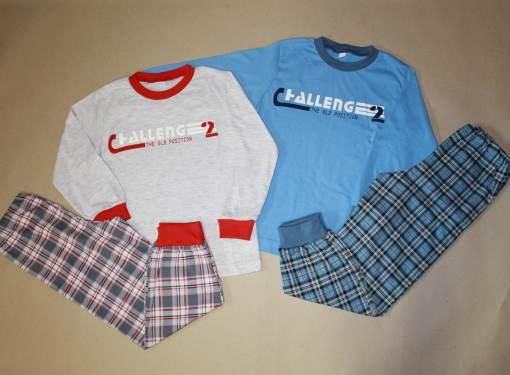 Chlapčenské pyžamo - veľ.140