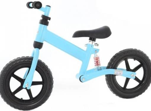 Odrážadlo bicykel modré